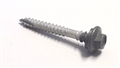 SCREW TEK TIMBER 12G X 50MM PK50 WOODLAND GREY