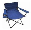 CHAIR CAMPING BASIC BLUE