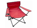 CHAIR CAMPING BASIC RED