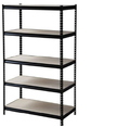 SHELF UNIT 5 TIER 1829(H) X 1219(W) X 610(D) 225KG