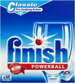 DISHWASHING TABLETS CLASSIC 60PK FINISH