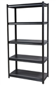 SHELF UNIT LAMINATED 5 TIER 350KG