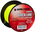 BRICK LINE YELLOW 100M