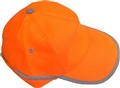 CAP SAFETY ORANGE