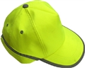 CAP SAFETY YELLOW