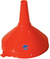 FUNNEL PLASTIC 200MM