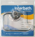 HOLDER TOILET PAPER INTERBATH