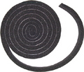 WEATHER STRIP FOAM BLACK TAPE