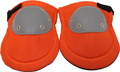 KNEE PAD FLURO ORANGE