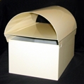 LETTERBOX A4 LARGE CREAM