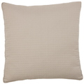 CUSHION QUILTED CEMENT 50CM RESORT