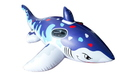 SHARK INFLATABLE RIDE ON 180CM