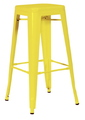 STOOL BAR 76CM YELLOW TOLIX