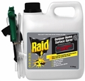 INSECTICIDE OUTDOOR SURFACE SPRAY RAID 2L