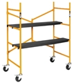 PLATFORM WORK PORTABLE STEEL 225KG