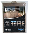 OUTDOOR SETTING COVER FOR 7PCE CURVED LEG