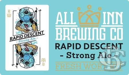 Fresh Wort Rapid Descent