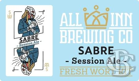 Fresh Wort Sabre Session Ale
