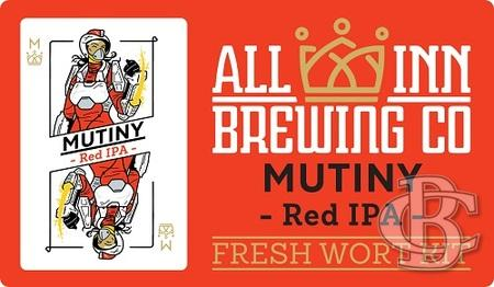 Fresh Wort Mutiny Red