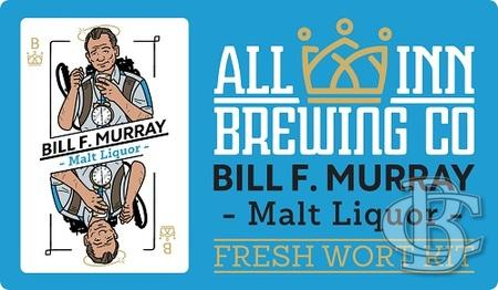 Fresh Wort Bill Murray Lager