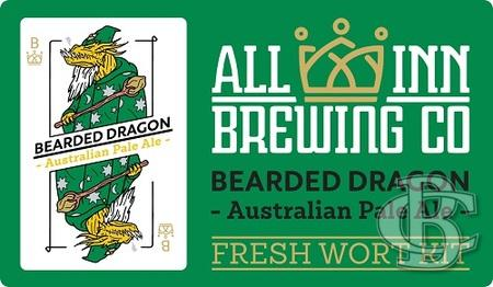 Fresh Wort Bearded Dragon