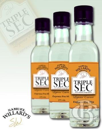 Triple Sec Premix - 375ml
