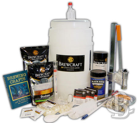 PREMIUM BREWING KIT