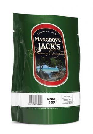 Mangrove Jacks GINGER BEER