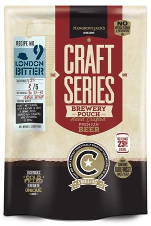 Craft Series London Bitter Pouch