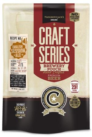 Craft Series Session Ale