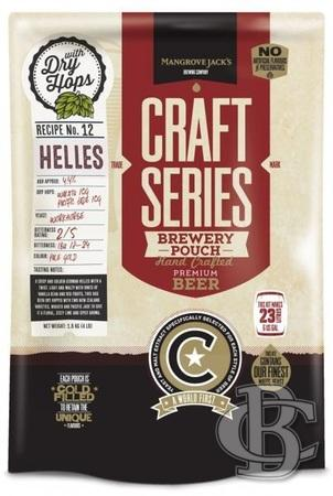 Craft Series Helles Lager