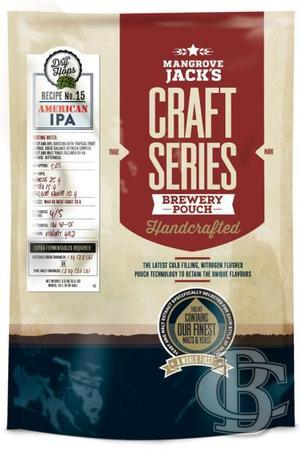 MJ Craft Series American IPA and dry hops 2.5kg