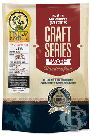 Craft Series Pink Grapefruit Ale