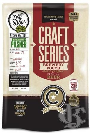 Craft Series NZ Hopped Pilsner 2.2kg