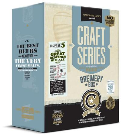 Craft Series Great Redeemer Old Ale