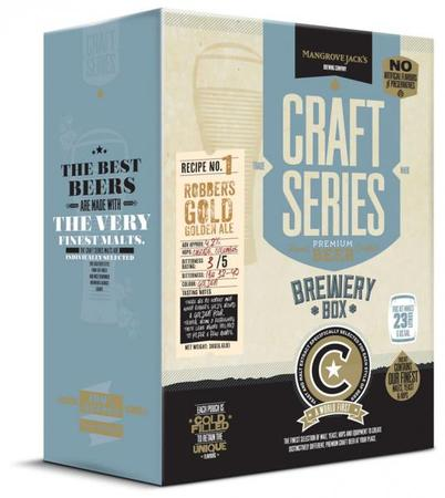 Craft Series Robbers Gold Golden Ale