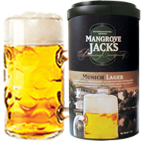 Mangrove Jacks International Munich Lager 1.7kg