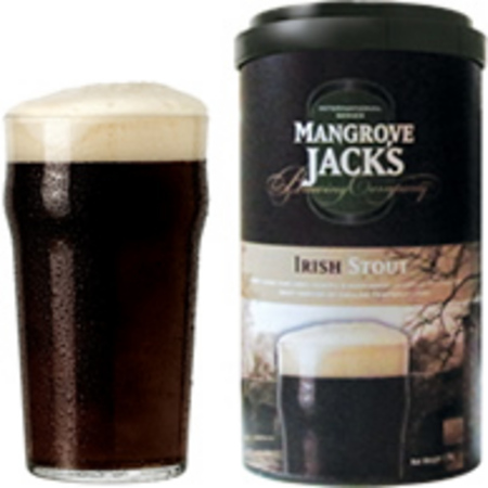 Mangrove Jacks International Irish Stout 1.7kg