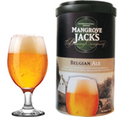 Mangrove Jacks International Belgian Ale 1.7kg