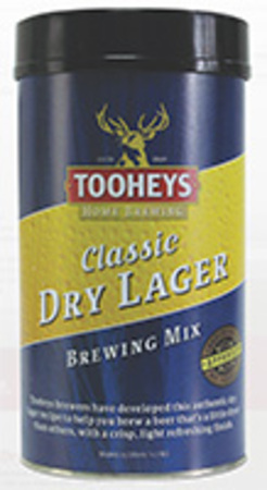 Tooheys CLASSIC DRY LAGER