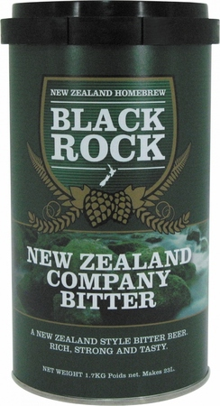 Black Rock NZ CO. BITTER
