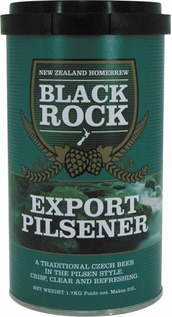 Black Rock EXPORT PILSNER