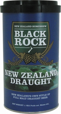 Black Rock NZ DRAUGHT