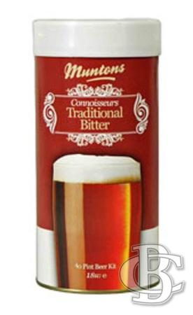 Muntons Connoisseurs Traditional Bitter 1.8kg
