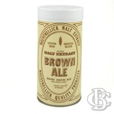 Muntons Mt Mellick Brown Ale1.8kg