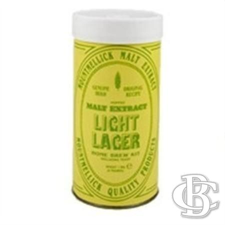 Muntons Mt Mellick Light Lager 1.8kg