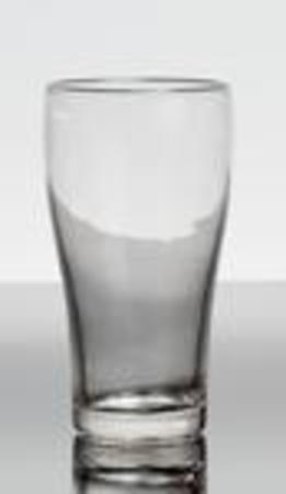 Glass 425ml Conical Nucleated