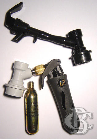 PARTY KEG CHARGER KIT