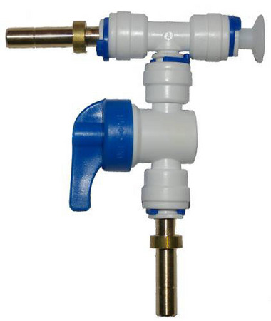 Gas Line Splitter