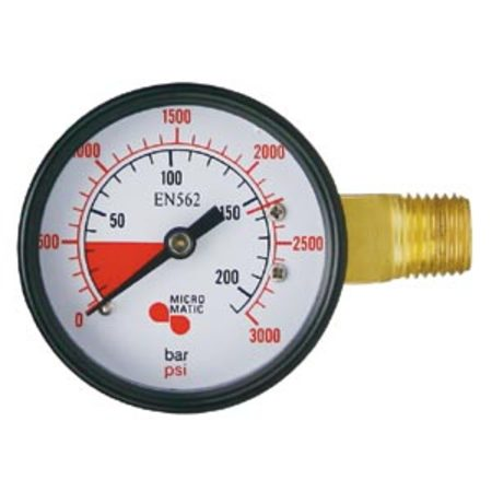 Micro Matic Contents Gauge